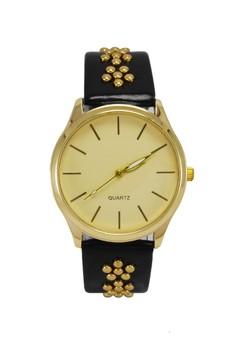 Flower Stud Watch