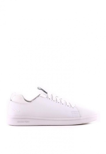 World Balance white Orton MS Sneakers 07EBASH0F97320GS_1