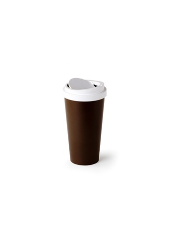 Qualy Qualy Micro Coffee Bin (Brown) 17219HL9F18032GS_1