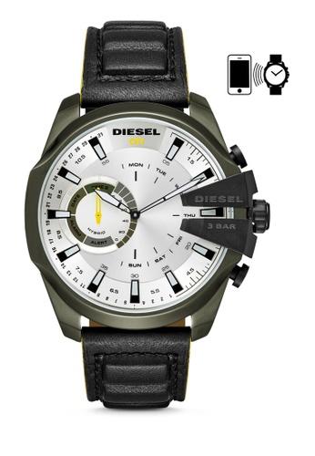 Diesel black Diesel Mega Chief Hybrid Smart Watch DZT1012 18F72AC43AFA2AGS_1