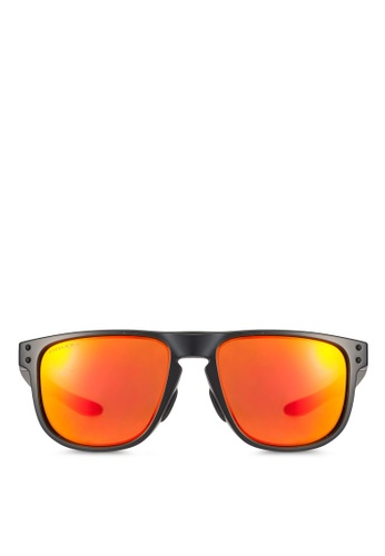 c99458dbf76 Shop Oakley Holbrook R (A) OO9379 Sunglasses Online on ZALORA Philippines