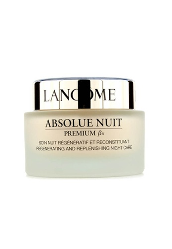 Lancome LANCOME - Absolue Premium BX 絕對完美金粹晚霜 Absolue Premium BX Regenerating And Replenishing Night Cream 75ml/2.6oz F194ABEE285CBDGS_1