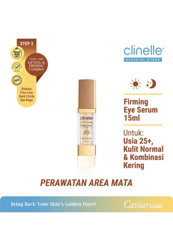 Clinelle gold CaviarGOLD Firming Eye Serum AEE76BEA2D4BC8GS_1