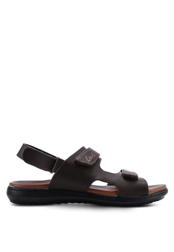 Louis Cuppers brown Sandals 71A99SH7236F4CGS_1