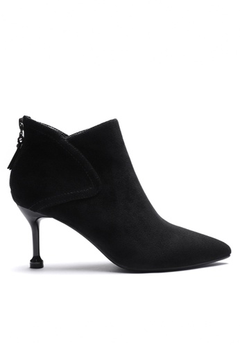 Twenty Eight Shoes Synthetic Suede Ankle Boots 2019-2 2F950SH8C7E7DEGS_1