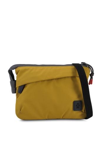 CRUMPLER yellow Minikin Bag 9E27BAC9E90013GS_1