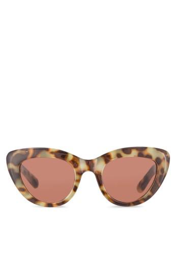 Darla 太陽眼鏡, 飾品配件, 復古esprit tote bag框