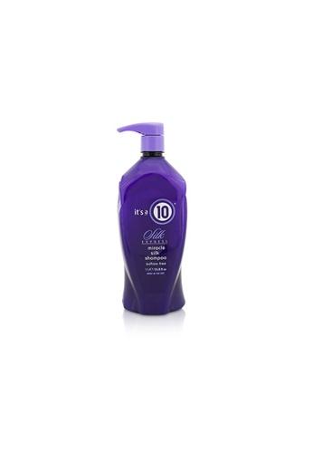It's A 10 IT'S A 10 - Silk Express Miracle Silk Shampoo 1000ml/33.8oz 73FE6BEB70B2CFGS_1