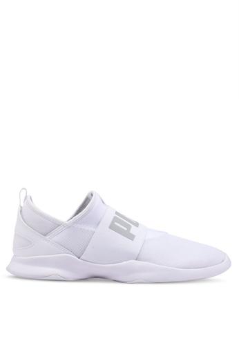 Puma white Sportstyle Core Puma Dare Shoes 98402SH5869103GS_1