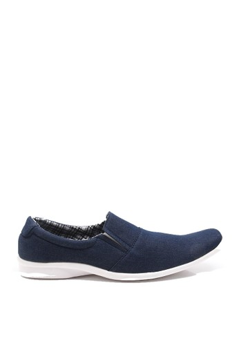 Dr. Kevin navy Dr. Kevin Men Casual Shoes Slip On 13286 - Navy DR982SH48AXBID_1
