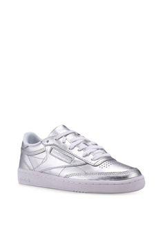 67f8db40cc3 43% OFF Reebok Club C 85 S Shine Shoes S  109.00 From S  61.90 Sizes 6 7 8  9 10