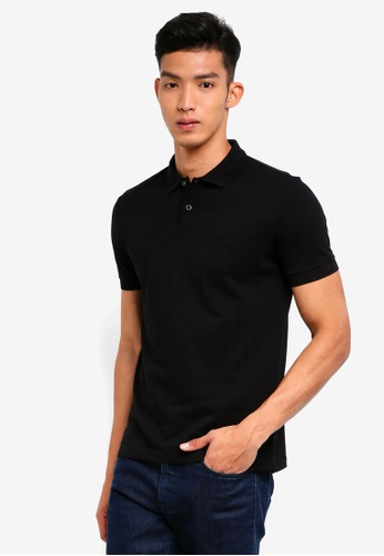 BOSS black Piro Polo Shirt - Boss Athleisure 658CEAA539D36EGS_1
