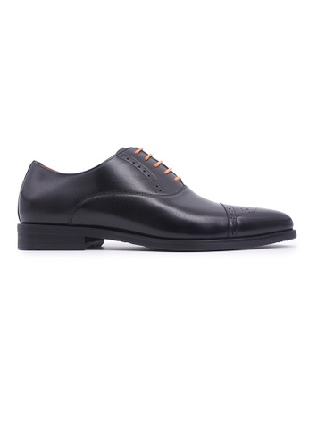 Simon Carter black Simon Carter Lace-up Oxford - Black F22E4SH376D428GS_1