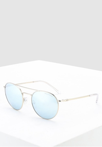 662a76d4658ba Shop Armani Exchange Forever Young AX2028S Sunglasses Online on ZALORA  Philippines