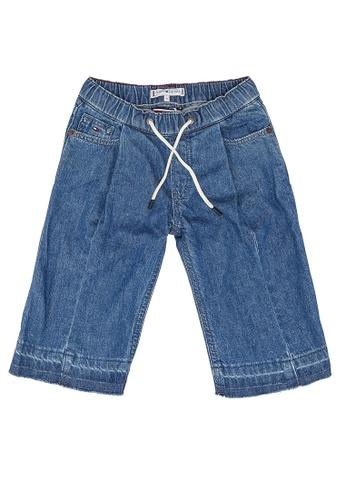 Tommy Hilfiger blue Denim Culottes B7DA3KABBF4188GS_1