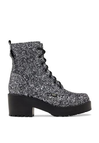 99d05d9864f Buy ROC Boots Australia Chisel Glitter Boots Online on ZALORA Singapore
