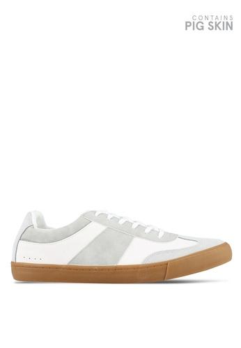 Topman white White Retro Trainers TO413SH0S7YBMY_1