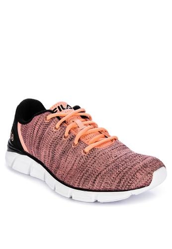 FILA black Memory Quickstart 2 Running Shoes D03F1SHBA1ACA5GS_1