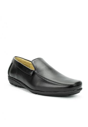Mario D' boro Runway black CS 24616 Black School Shoes CA3FDKSA54C4C7GS_1