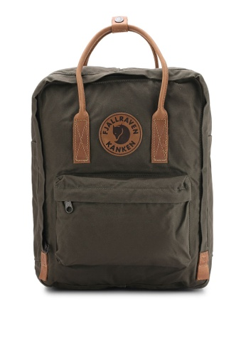 Fjallraven Kanken green Kanken No. 2 Backpack FJ382AC32YJNMY 1 313ed61f26