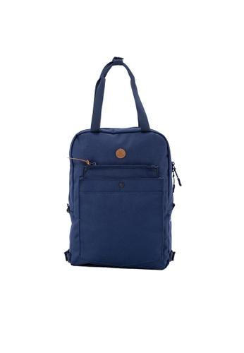 MORAL navy Budd Backpack - Little - JP Navy 5A8B6AC9F6D218GS_1