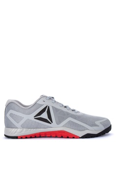 271216c5102 Reebok grey ROS Workout TR 2.0 Training Shoes 66180SH1FEBD81GS 1