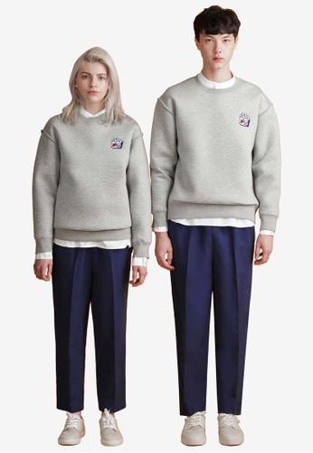 太空棉長袖衫, esprit旗艦店服飾, 外套