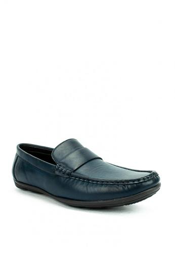 Mario D' boro Runway blue Julius Casual Shoes 4EA52SH7629596GS_1