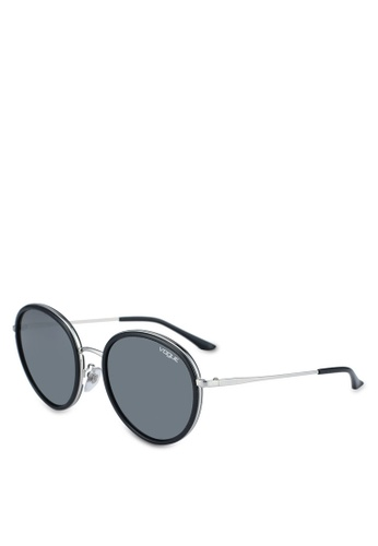 Vogue silver In Vogue VO4065SD Sunglasses 5D094GLC8CDC42GS_1