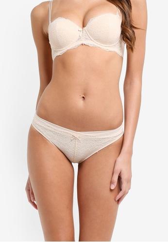Triumph white Fashion Mini Panties 1007CUSA9E8EBDGS_1