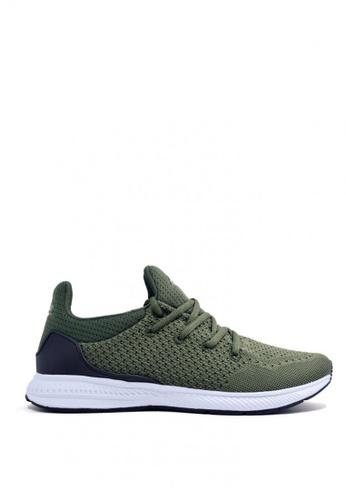 ACCEL green RN Ryden Running Shoes D27A1SHA236E92GS_1