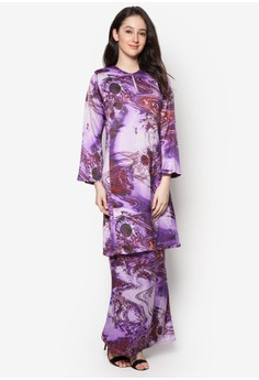 Baju Kurung Pahang Asirah