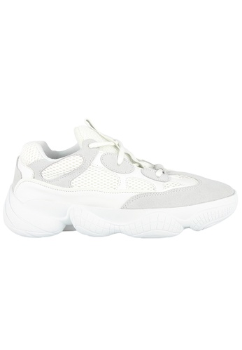 Tomaz white Tomaz TR280 Casual Sneakers (White) 2E1E7SH66C01FDGS_1