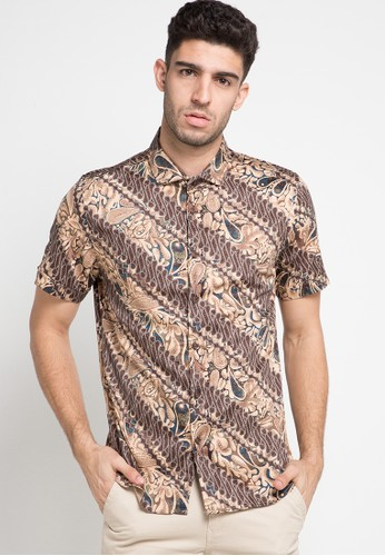 MOC brown ALASAKI 2 BESTBUY-BROWN Shirt 90BA5AA26B2110GS_1