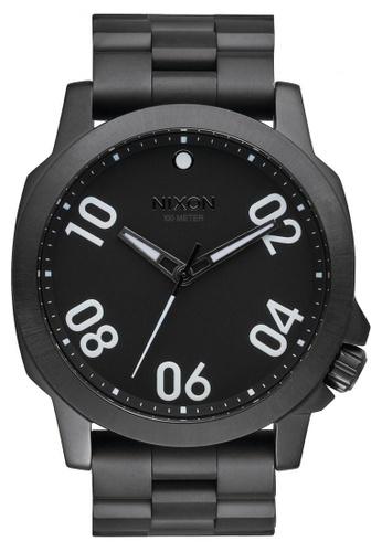 Nixon black Nixon - Ranger 45 Black Watch NI855AC28DYTSG_1