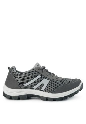 Declan grey Ayden Sneakers BC409SH11BECB6GS_1