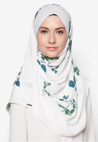 Rose Vine 印花頭巾, esprit 眼鏡飾品配件, 飾品配件