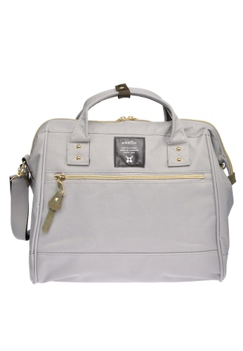 Anello grey anello Polyester Shoulder Bag B191EACB41597FGS_1