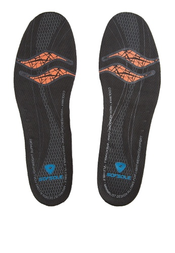 Sofsole black Thin Fit Insoles SO142AC93IMOPH_1
