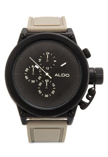 Zeffirio 經典圓esprit台灣框手錶, 錶類, 飾品配件