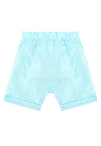 FOX Kids & Baby blue New Born Shorts AC038KABA2B200GS_1