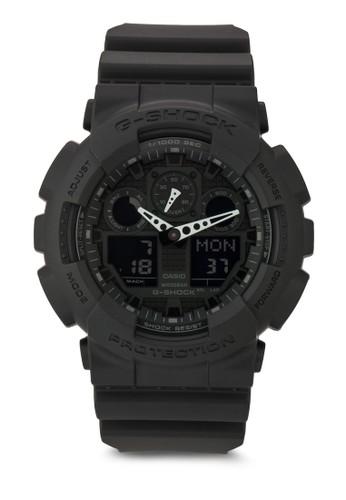 G-Shock GA-100-1Aesprit outlet1DR 男士手錶, 錶類, 飾品配件