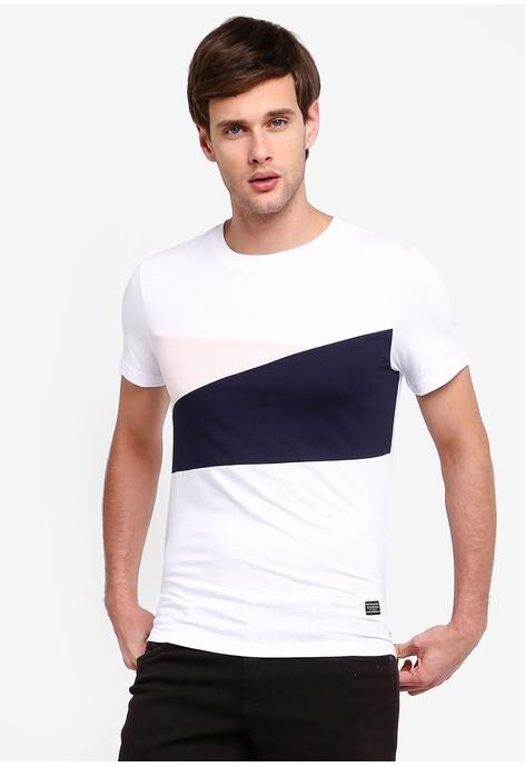 Casual Button-down Shirts Cheap Price Amarni Exchange Mens Gray Distressed Geometric Shapes Ss Polo Shirt New L $110 Shirts