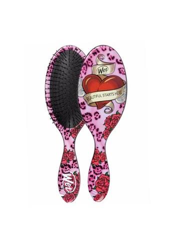 WetBrush multi The Wet Brush Tatoo Pink ACA60BEE3FF039GS_1