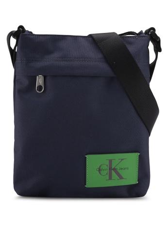 Calvin Klein navy Flat Pack - 27.5 - Calvin Klein Accessories A5E77AC587854CGS_1