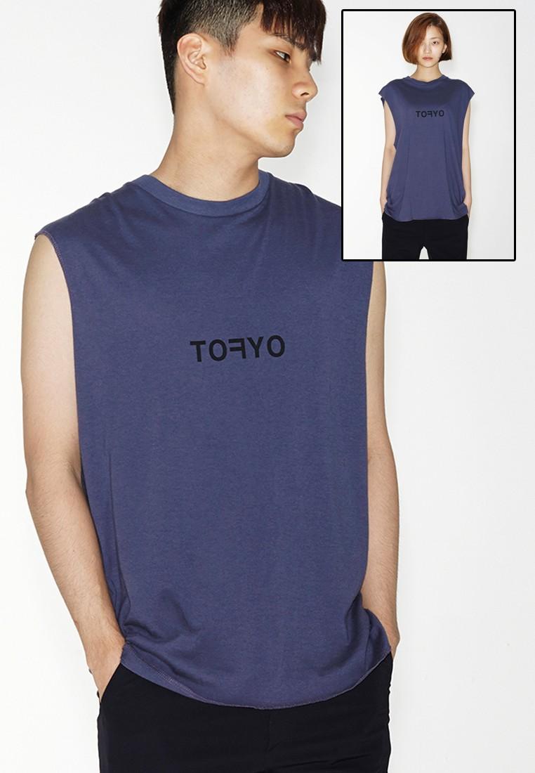 Love City Tokyo Sleeveless Top