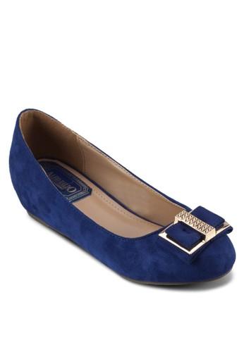 蝴蝶結平底鞋, esprit 工作女鞋, 芭蕾平底鞋