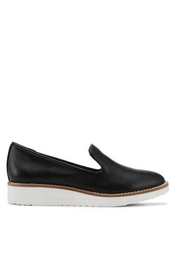 ALDO black Stephona Loafers F6261SH7A36F65GS_1