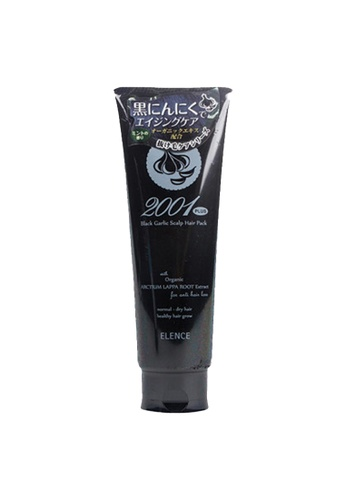 Elence Elence Black Garlic Scalp Hair Pack 240g 8CB5BBE6DDD170GS_1