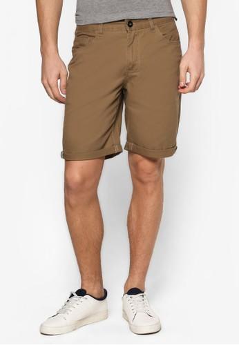 簡約修身短褲, 服飾, 短esprit hk outlet褲